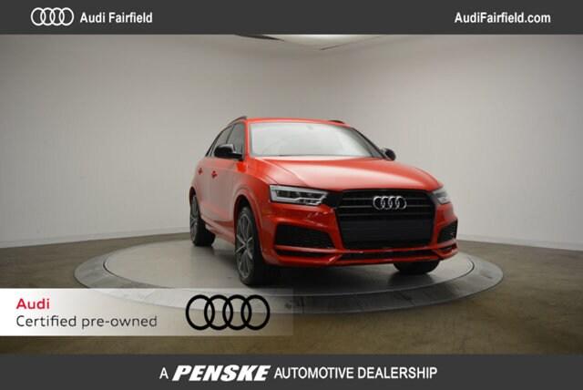 Certified Pre-Owned 2018 Audi Q3 2.0T Sport Premium SUV Fairfield CT