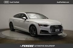 New 2018 Audi S5 3.0T Premium Plus Sportback Fairfield CT