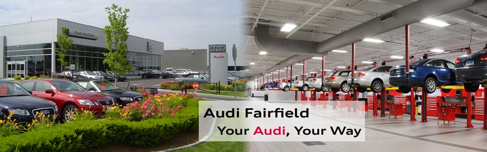 About Audi Fairfield in Fairfield, CT | New Audi & Used Car Dealer