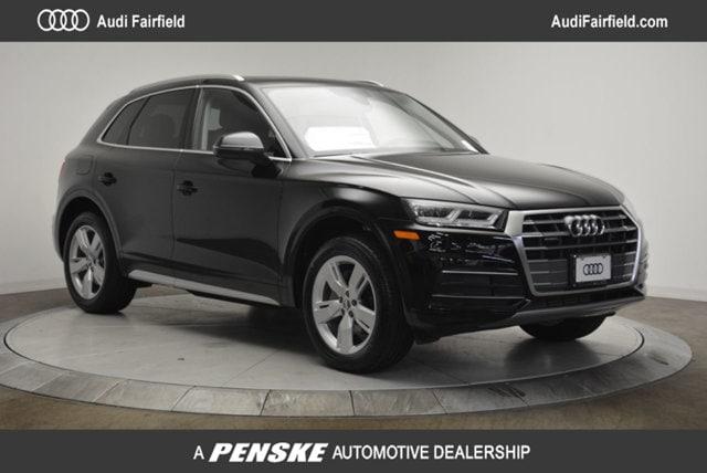 New 2018 Audi Q5 2.0T Tech Premium SUV Fairfield CT