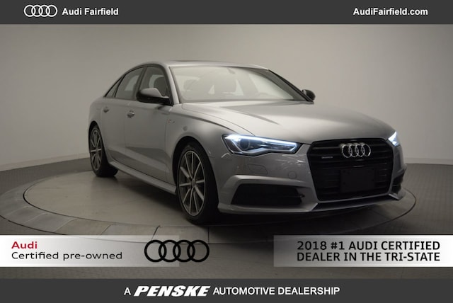 Used 2018 Audi A6 3.0T Sport Sedan for Sale in Fairfield, CT