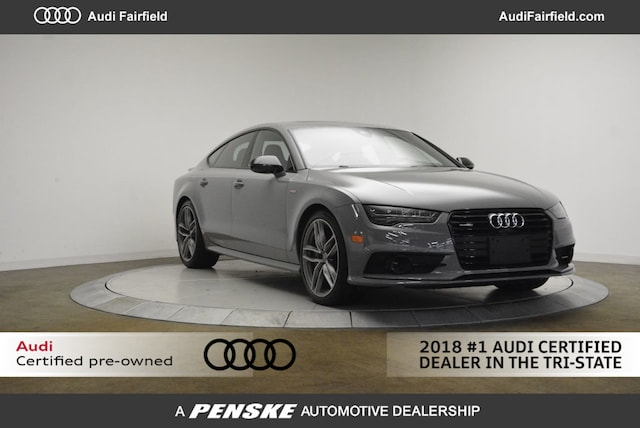 Used 2018 Audi A7 3.0T Premium Plus Hatchback for Sale in Fairfield, CT