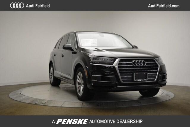 New 2019 Audi Q7 3.0T Premium Plus SUV for Sale in Fairfield CT