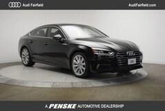 New 2018 Audi A5 2.0T Premium Plus Sportback Fairfield CT