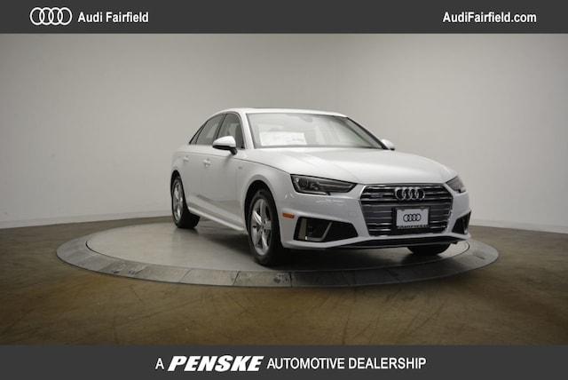 New 2019 Audi A4 2.0T Premium Sedan for Sale in Fairfield CT