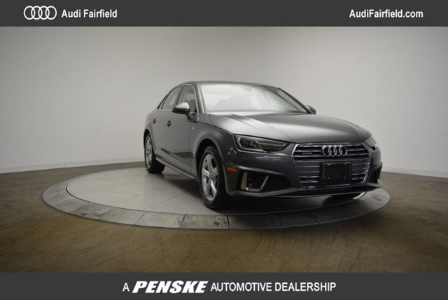 New 2019 Audi A4 2.0T Premium Sedan Fairfield CT