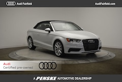 Certified Pre-Owned 2015 Audi A3 Cabriolet 2.0T Premium (S tronic) Cabriolet 1114520A Fairfield CT