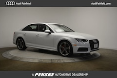 New 2018 Audi S4 3.0T Premium Plus Sedan Fairfield CT