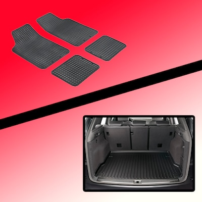 All Weather Floor Mats and Cargo Trays