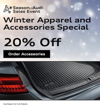 Winter Apparel and Accessories Special