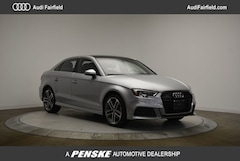Pre-Owned 2018 Audi A3 Sedan 2.0T Sedan 1040236A WAUJ8GFF4J1040236 in Fairfield, CT