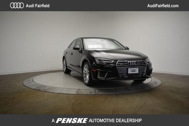 Certified Used 2019 Audi A4 2.0T Premium Sedan for Sale in Fairfield CT