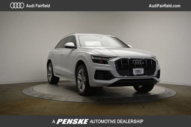 New 2019 Audi Q8 3.0T Premium SUV for Sale in Fairfield CT