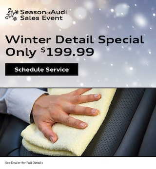 Winter Detail Special