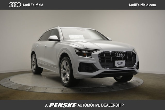 New 2019 Audi Q8 3.0T Premium Plus SUV for Sale in Fairfield CT