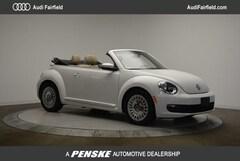 2014 Volkswagen Beetle Convertible 2.5L Convertible