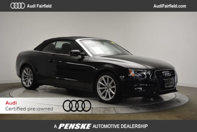Used Audi A Cabriolet For Sale In Fairfield Serving Norwalk - Convertible cars audi