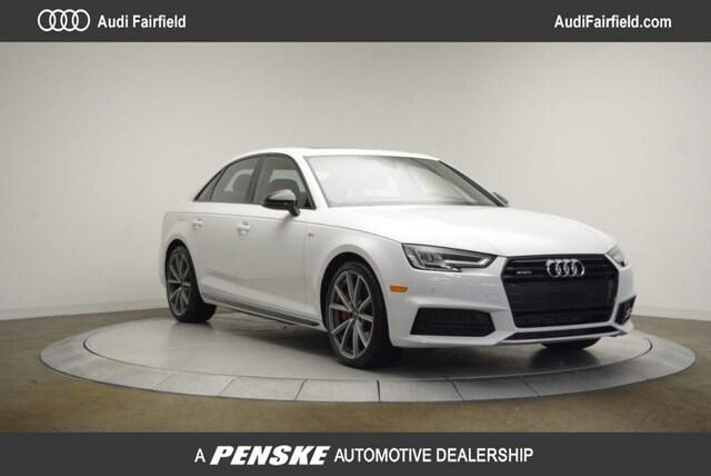 Used 2018 Audi A4 2.0T Tech Premium Sedan for Sale in Fairfield, CT