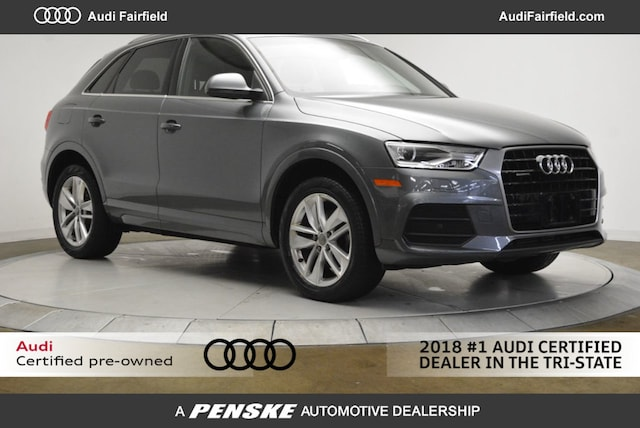 Certified Used 2016 Audi Q3 2.0T Premium Plus SUV for Sale in Fairfield CT