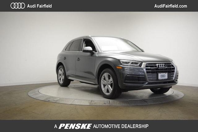 New 2019 Audi Q5 2.0T Premium Plus SUV for Sale in Fairfield CT