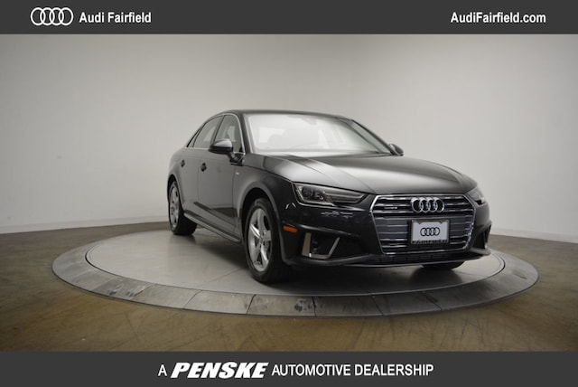 New 2019 Audi A4 2.0T Premium Sedan for Sale in Fairfield CT