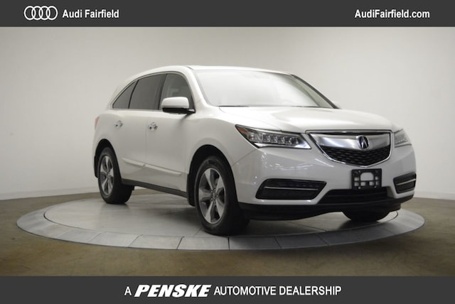 Used 2014 Acura MDX MDX SH-AWD SUV for Sale in Fairfield, CT