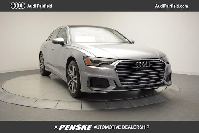 New 2019 Audi A6 3.0T Premium Plus Sedan for Sale in Fairfield CT