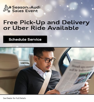 Free Pick-Up and Deliver or Uber Ride Available