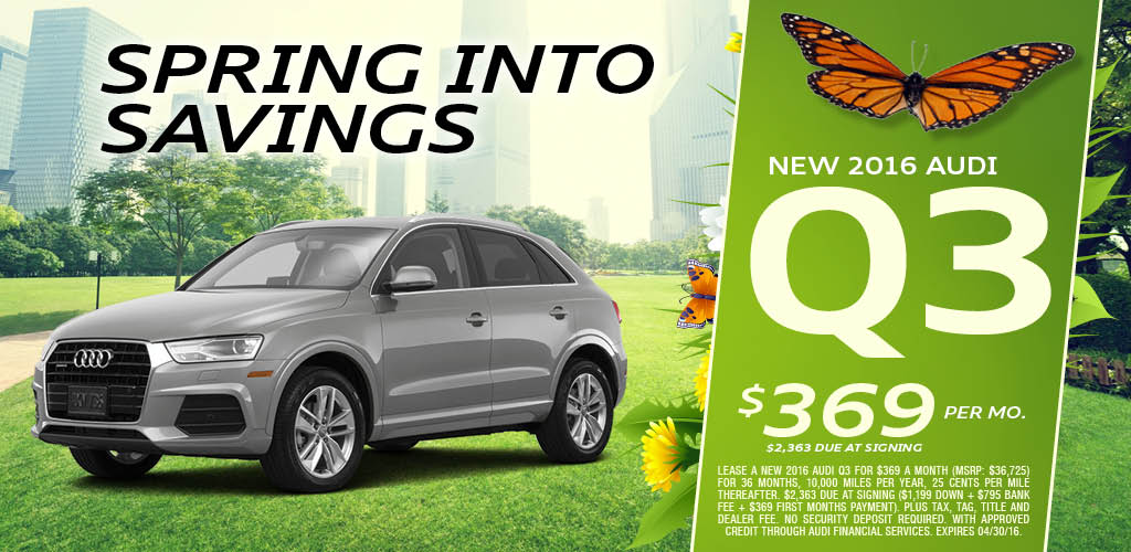 Q Lease Special Audi Of Huntington Long Island Dealer - Audi dealership long island