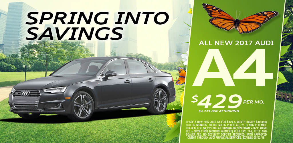 Audi A Specials Audi Dealership Near Oyster Bay NY - Audi dealer long island