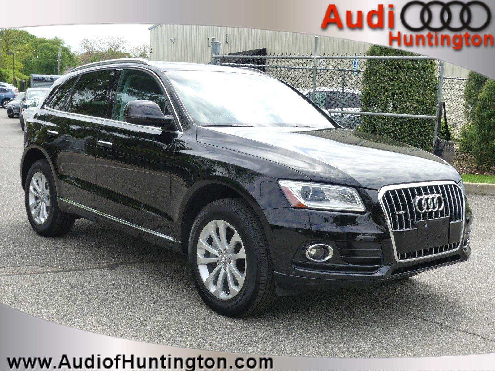 2016 Audi Q5 >> Used 2016 Audi Q5 Premium Plus For Sale In Huntington Station Ny