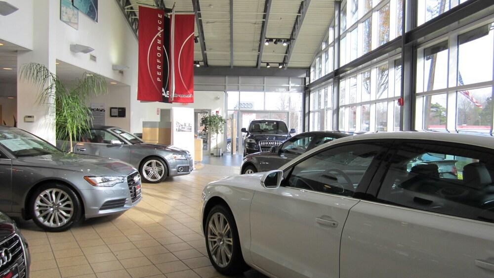 About Audi Of Huntington Long Island Audi Dealership Serving - Audi dealer long island