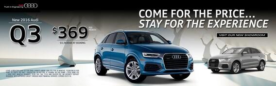 2016 Q3 Lease Special | Audi of Huntington | Long Island Dealer