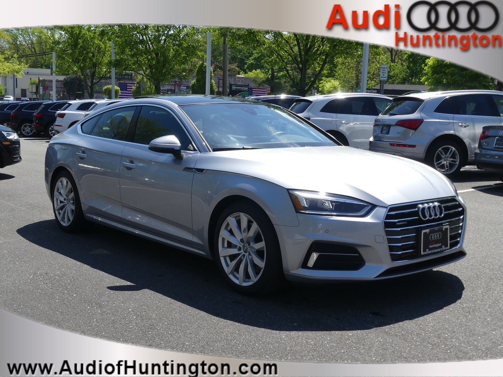 Used 2018 Audi A5 Premium Plus Sportback for Sale in Huntington Station, NY