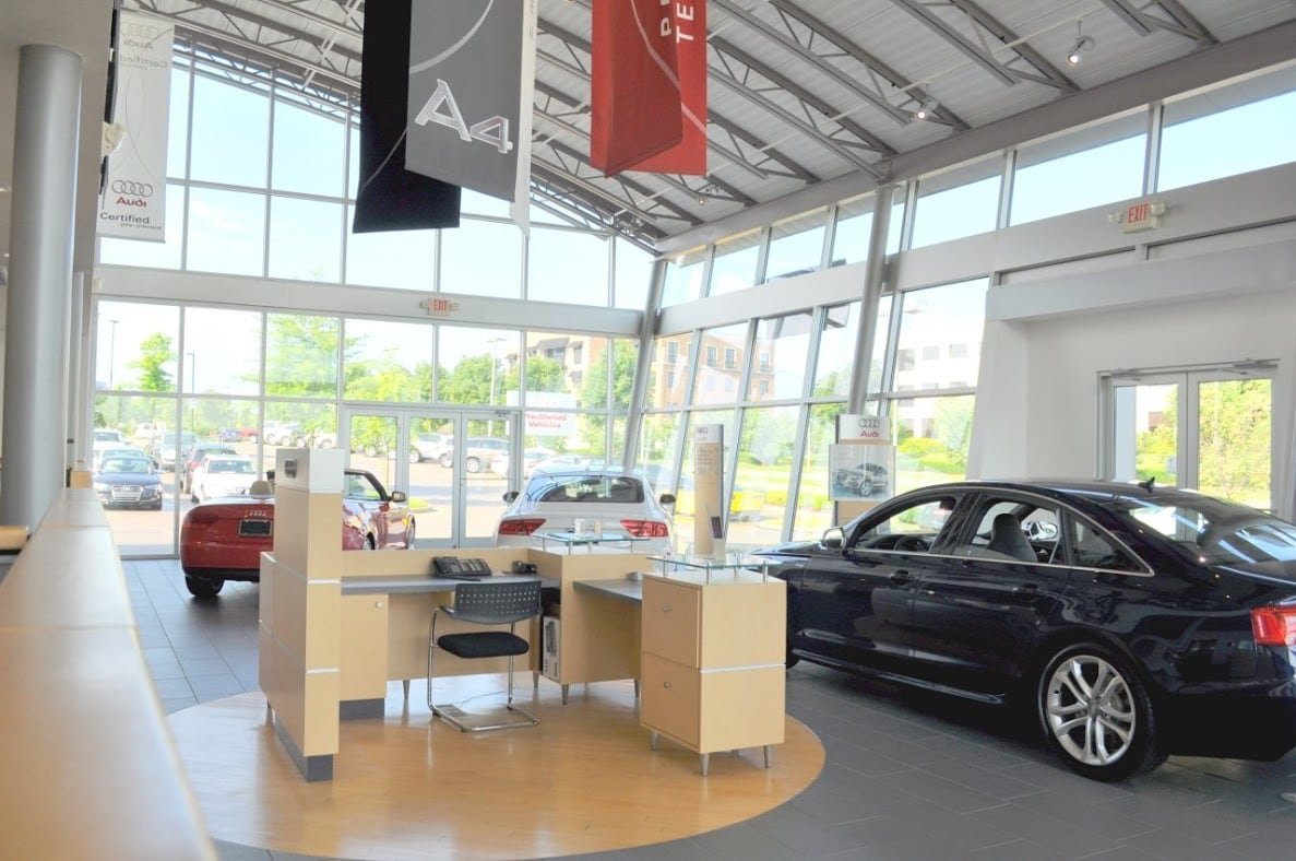 Audi of Lexington Local Dealer