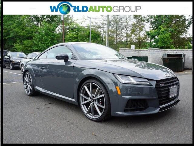 2018 Audi TTS 2.0T Quattro Coupe