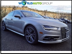 New 2018 Audi A7 3.0T Quattro Premium Plus Hatchback Mendham NJ
