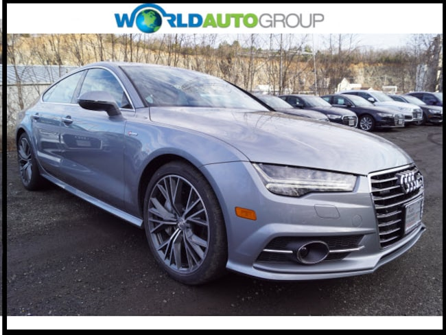 New 2018 Audi A7 Premium Plus Hatchback in Mendham
