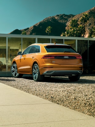 New Audi Q8 Mendham, NJ