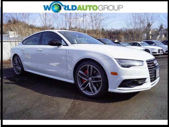 New 2018 Audi A7 3.0T Quattro Premium Plus Hatchback in Mendham