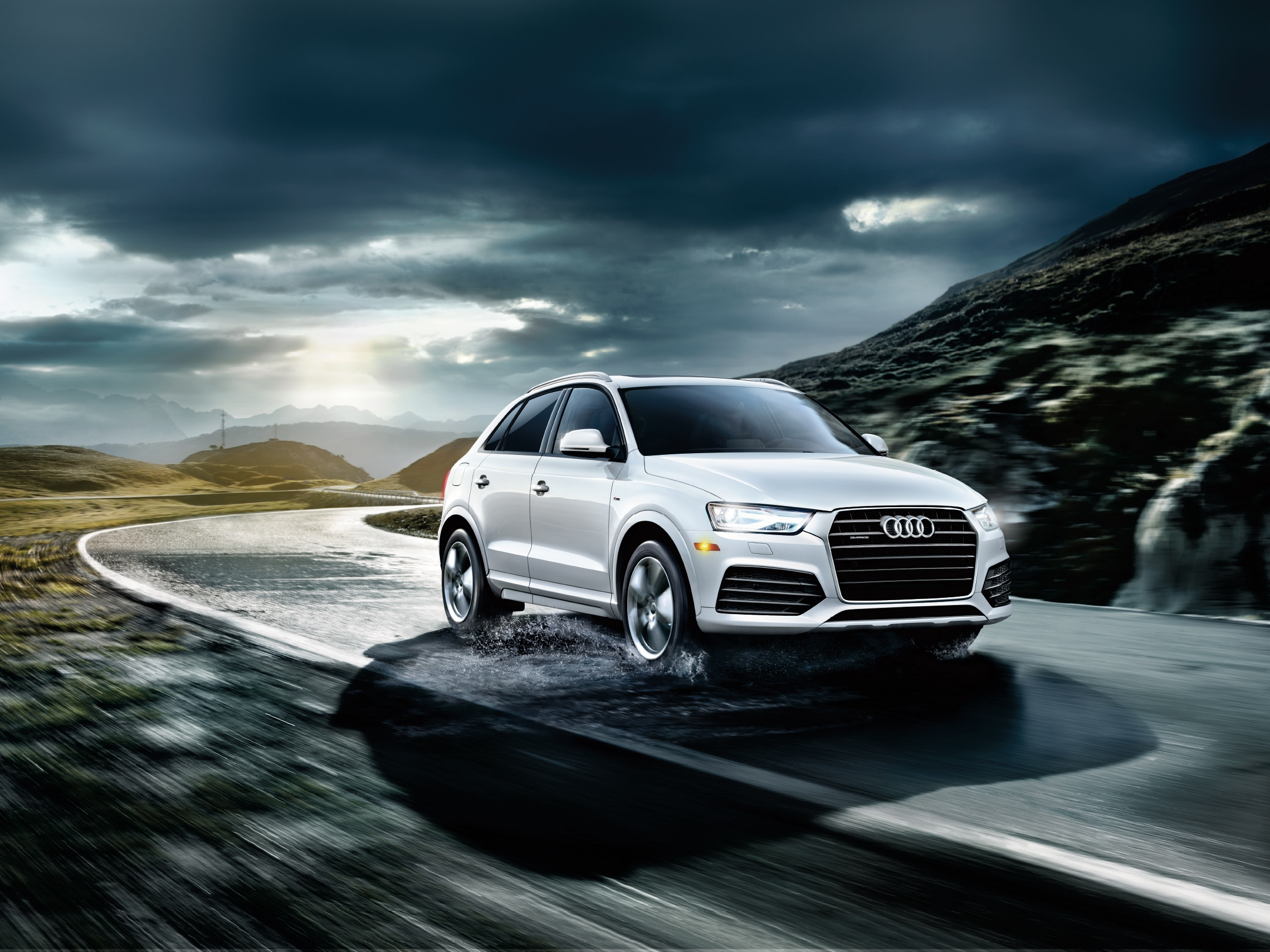 Audi Dealership Near Me >> 2018 Audi Q3 Review Audi Dealer Near Me