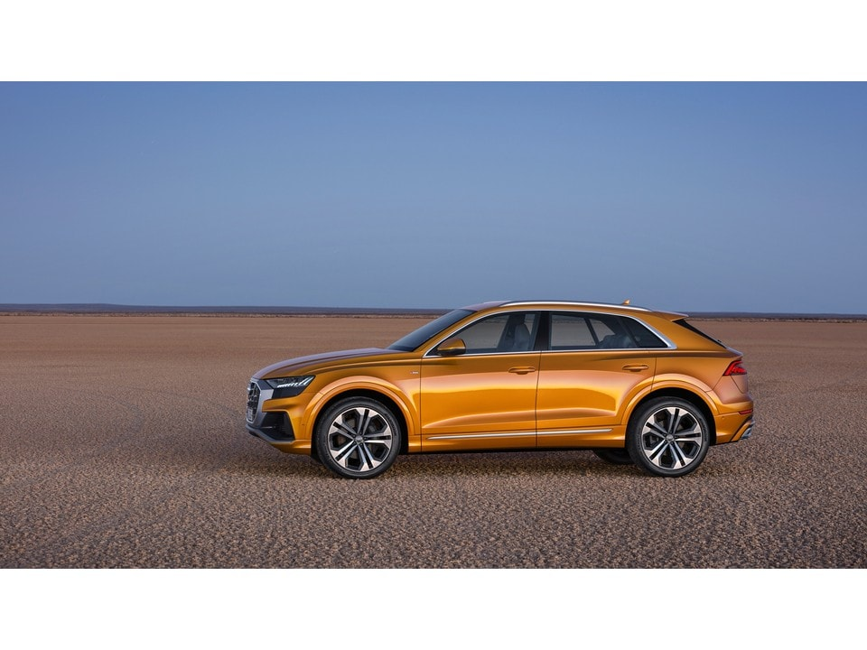 2019 Audi Q8 Vs Q7 Audi Cars Review Release Raiacars Com