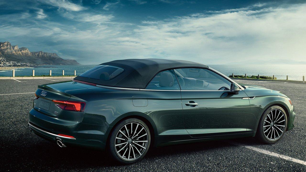 Buy 2018 Audi A5 Cabriolet Luxury Car Dealer