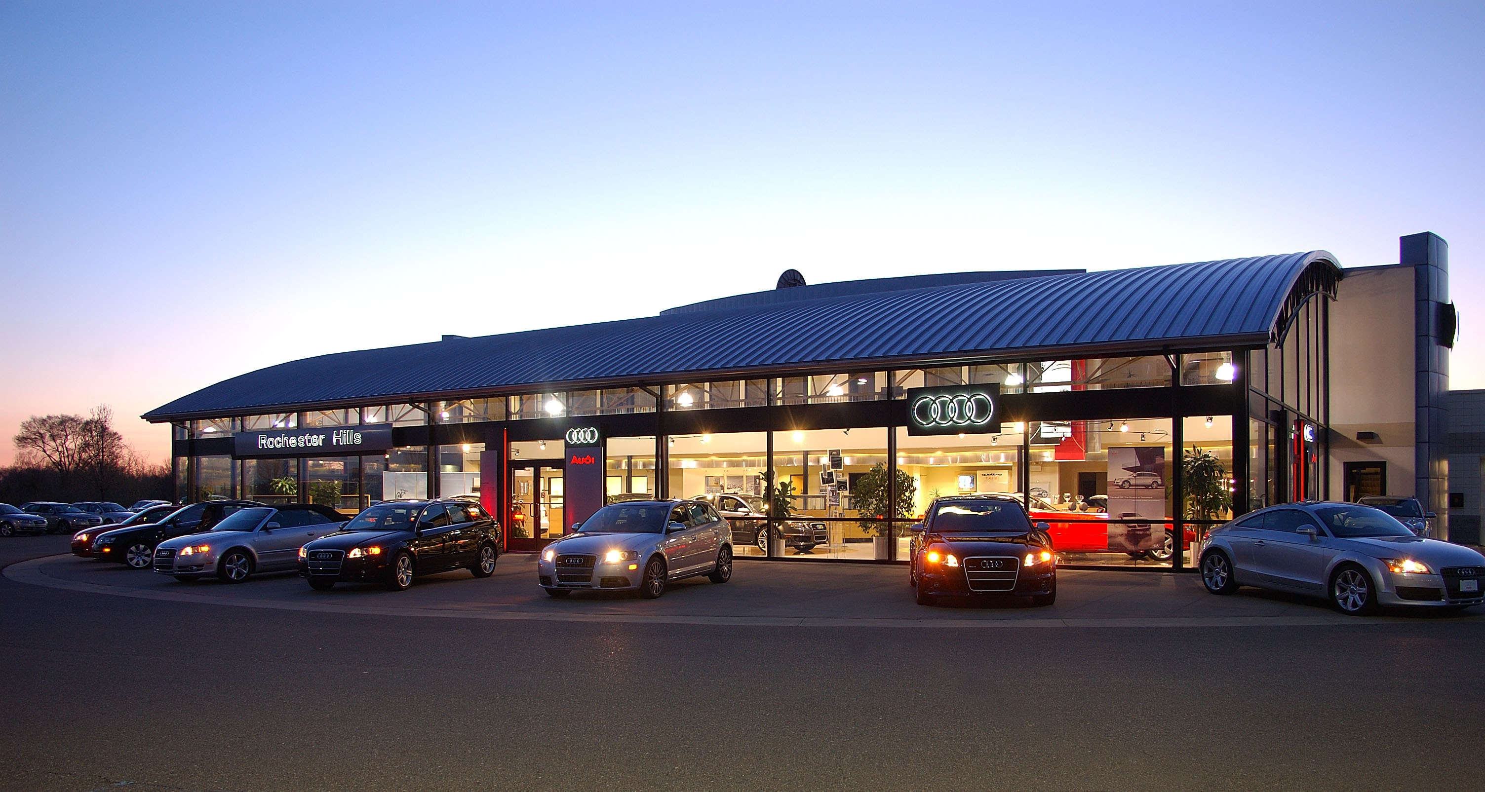 View Audi Of Rochester Hills Parts Department
