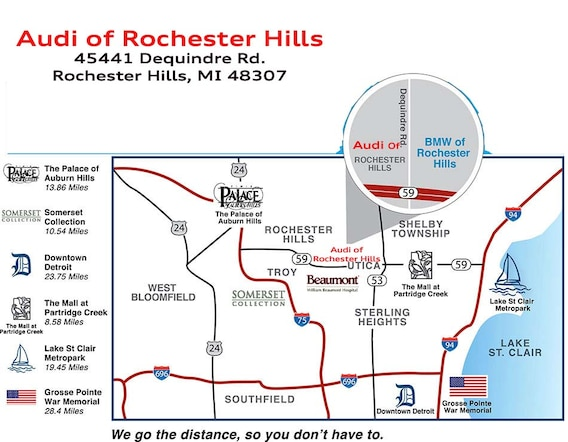 Get Audi Of Rochester Hills