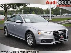 Used 2015 Audi A4 2.0T Premium (Tiptronic) Sedan WAUBFAFL1FN041244 near Smithtown, NY