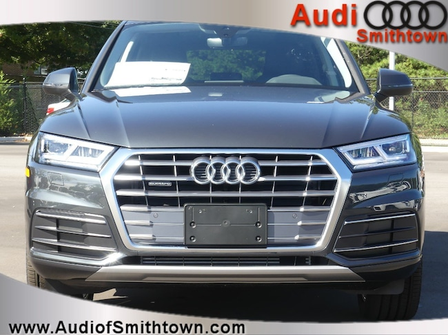 New 2018 Audi Q5 2.0T Tech Premium SUV near Smithtown, NY