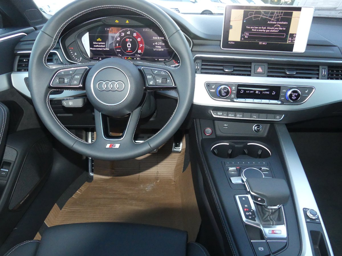 New 2019 Audi S5 3 0T Premium Plus For Sale in St  James, NY