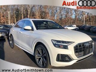 New 2019 Audi Q8 3.0T Prestige SUV near Smithtown, NY