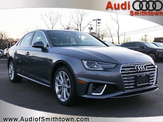 New 2019 Audi A4 2.0T Premium Sedan near Smithtown, NY